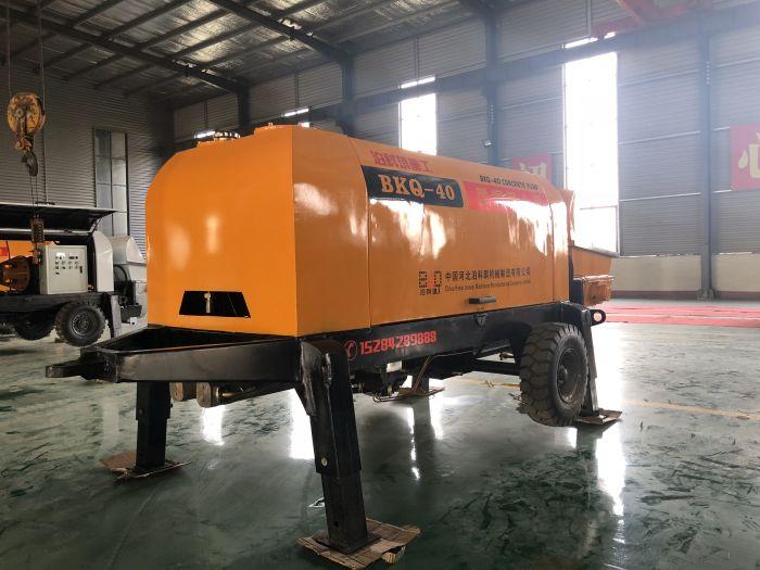 混凝土輸送泵車租賃