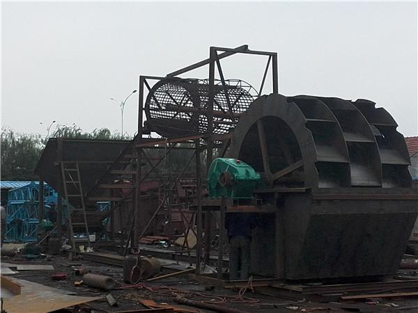 河北破碎水洗沙设备生产厂家