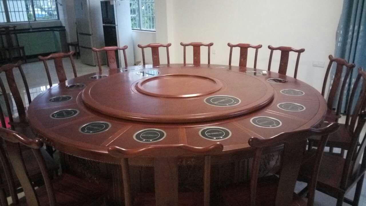 广西火锅桌