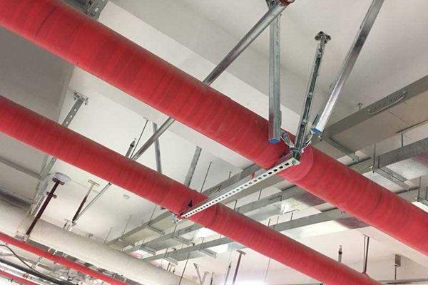 山东风管抗震支架,江苏管道抗震支架,风管抗震支架