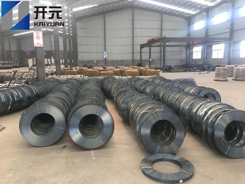 广东水蓝热处理弹簧钢带规格