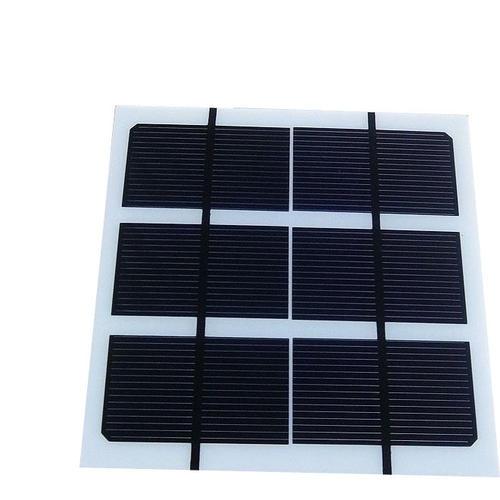 通讯站用sunpower小功率PET层压弱光太阳能板生产厂家