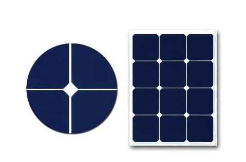 19.8V185W单晶太阳能板