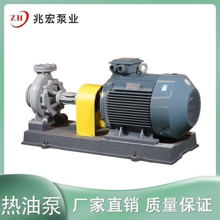 黑龙江柴油机动力驱动应急导热油泵厂