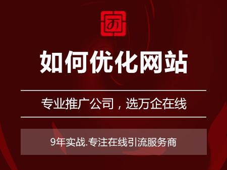 番禺网站优化推广费用