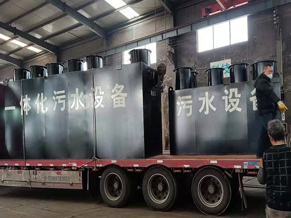 广东农村生活污水处理设备哪家好