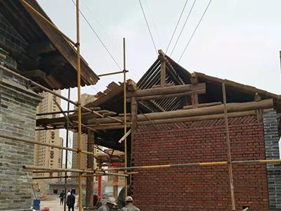 固原寺庙仿古建筑施工公司