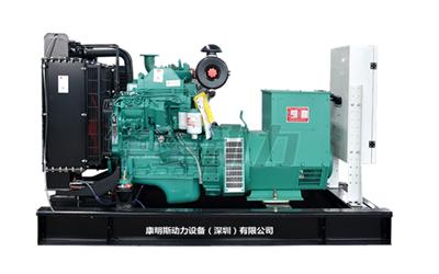200KW东风康明斯6LTAA8.9-G2柴油发电机组