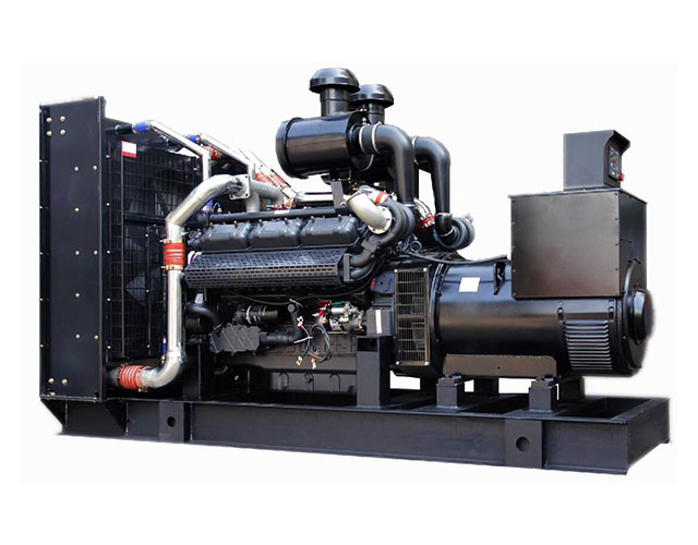 800KW上柴SC33W1150D2柴油发电机组
