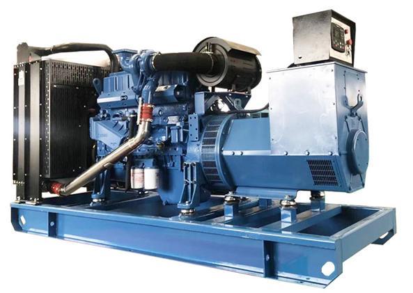 600KW潍柴12M26D748E20柴油发电机组