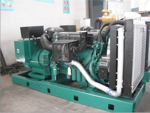 400KW沃尔沃TAD1641GE柴油发电机组