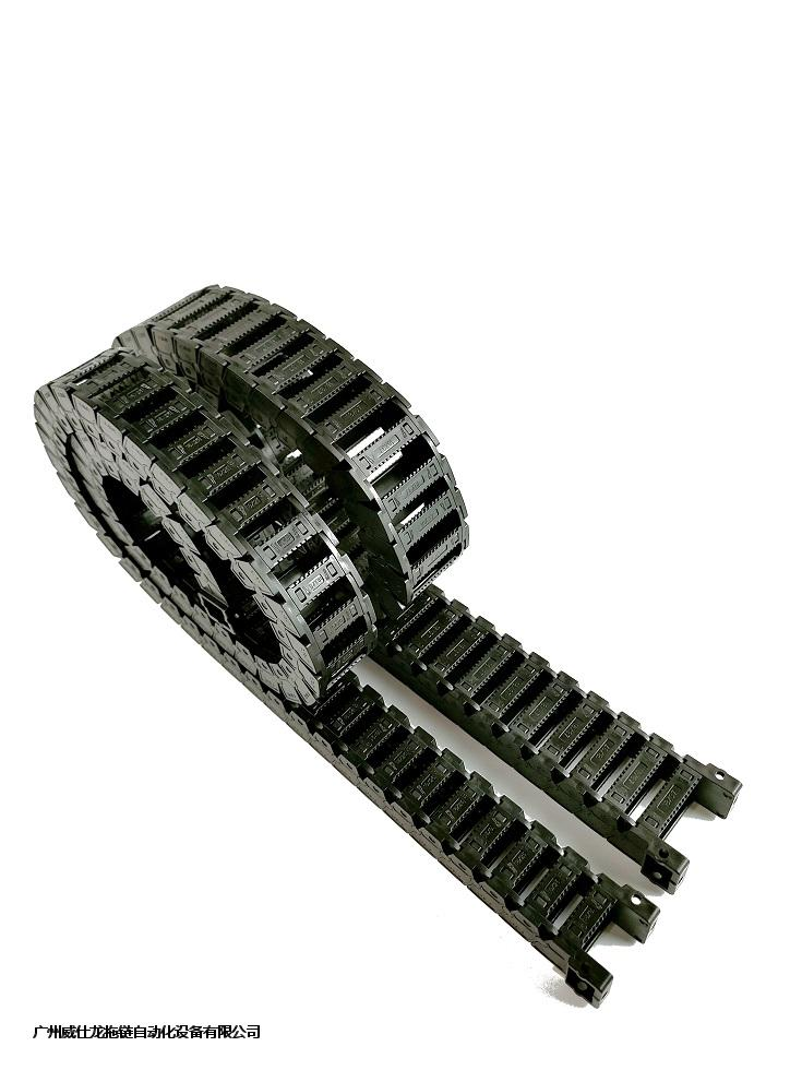 品质好的静音高速拖链公司-广东CNWSL25桥式静音高速拖链