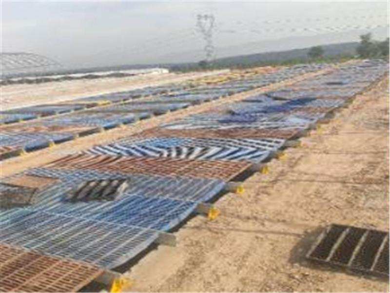 福建養殖場玻璃鋼地板梁訂做,雞舍玻璃鋼地板梁多少錢