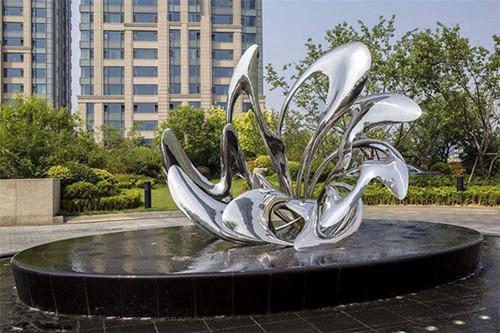 山东卡通不锈钢雕塑加工厂