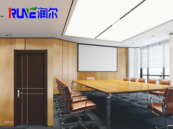 广西会议室木塑门销售