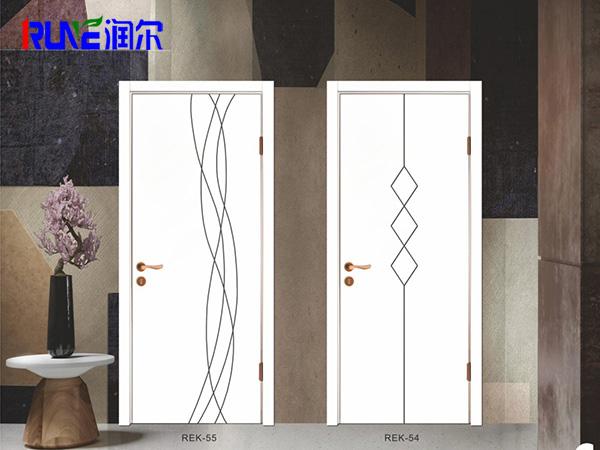 江西木塑套裝門定制