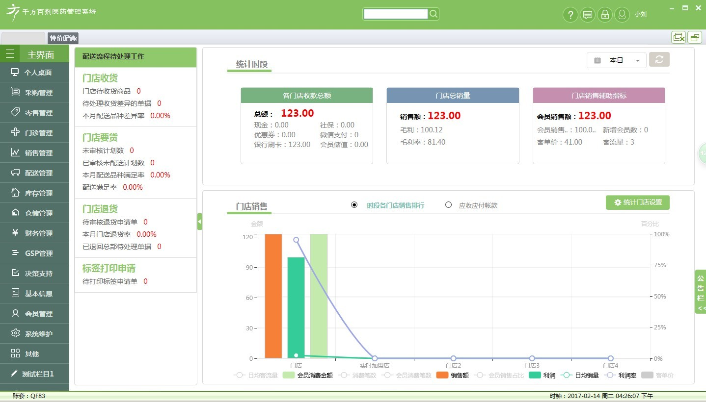 郑州农资系统方案