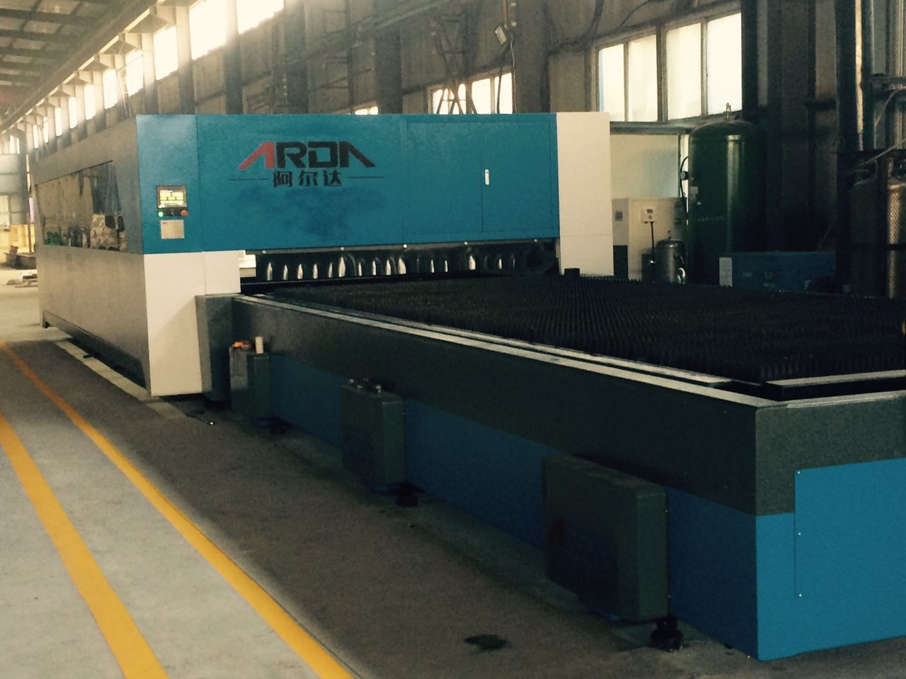 驻马店焊接加工外协_规模大的焊接加工厂就是郑州阿尔达机电设备