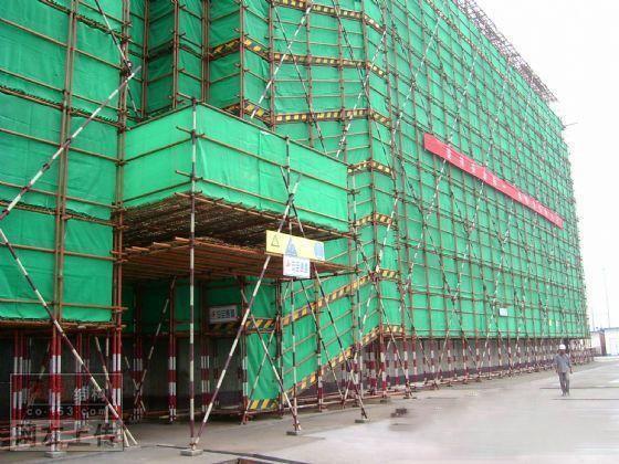 钢管脚手架搭建专业团队兰州林盛建材