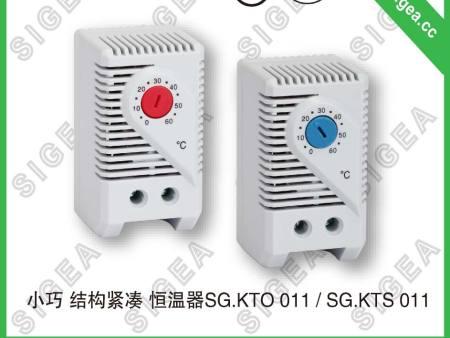 可调节温控器