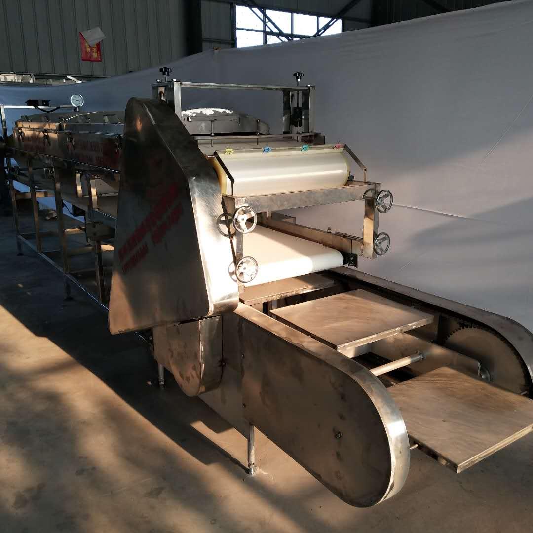 鄭州全自動圓形涼皮機哪家好-昌隆機械提供合格的河南全自動圓形涼皮機