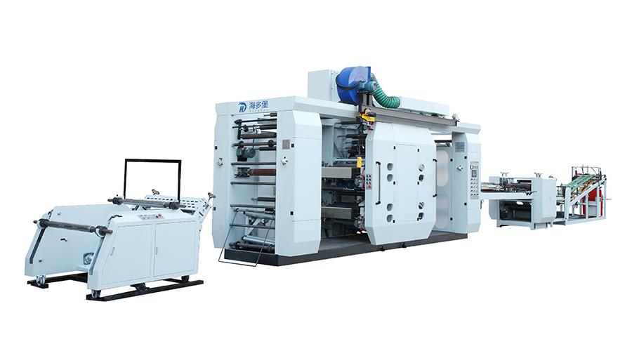 水泥袋印刷生产线-口碑好的水泥袋印刷制袋机供应