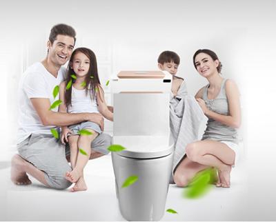 厕所除臭加盟别具一格_内蒙古口碑好的马桶净化器公司