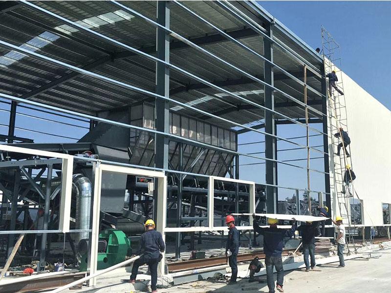 泉州鋼結構-鋼結構工程項目