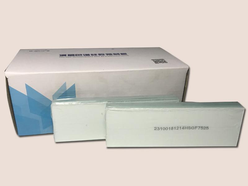 【维启化工】薄层层析硅胶板 TLC薄层板 薄层色谱硅胶板