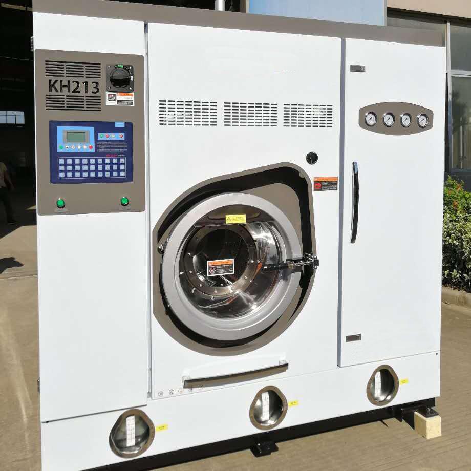 全自动石油干洗机,广西全封闭四氯乙烯干洗机和双溶剂干洗设备