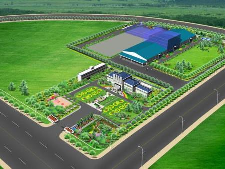 臨夏工業園區規劃-甘肅好的工業園區規劃公司