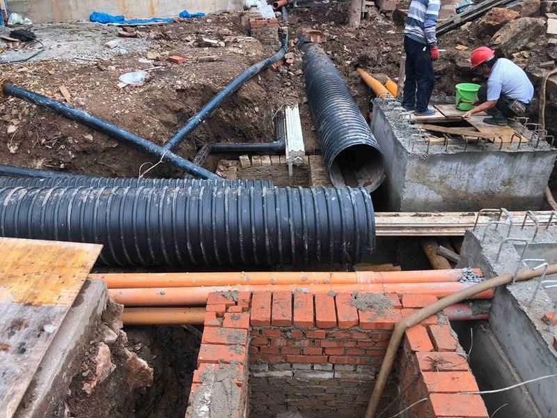 大口徑鋼帶管廠家 高韌性鋼帶管供應批發