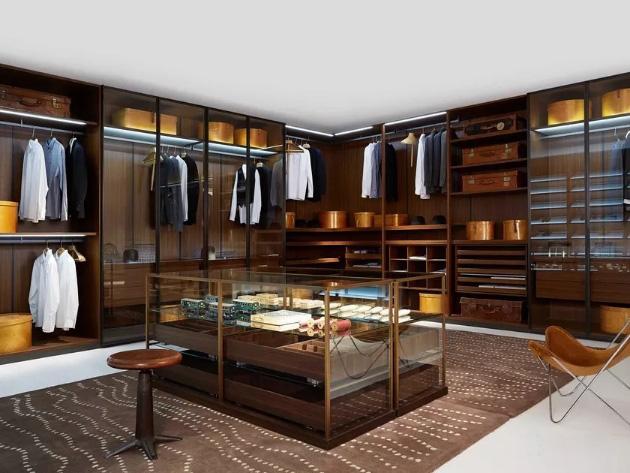 銀川衣柜定制公司-想找口碑好的寧夏衣柜定制,就來智琪好當家全屋定制家具店