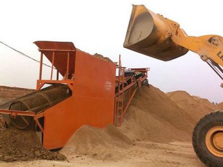湖南大型筛砂机生产厂家