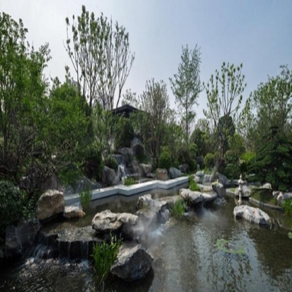 水景噴泉廠家-哈爾濱立成景觀創意哈爾濱園林景觀設計