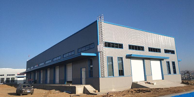 钢结构工程-兰州声誉好的甘肃钢结构加工厂在哪里