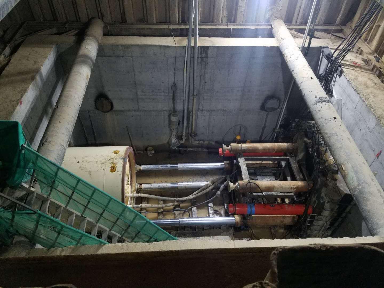 宁夏机械顶管-顶管施工-华浩建设