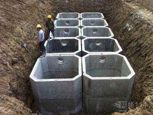 西宁化粪池|青海水泥化粪池|西宁预制检查井厂家 推荐大通汇源