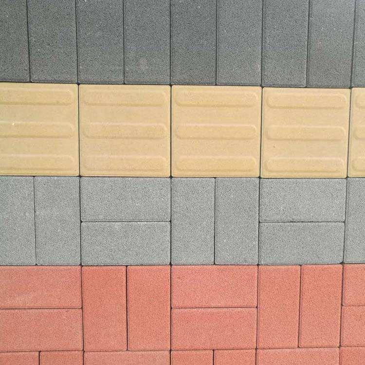 【汇源水泥制品厂】-青海水泥彩砖公司 西宁彩砖批发|广场彩砖