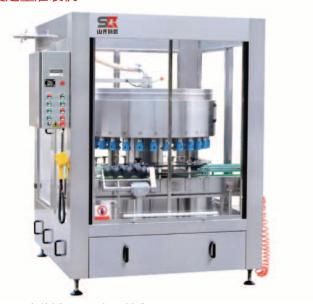定液位灌装机,自动高精度定量灌装机,定液位灌装机厂家