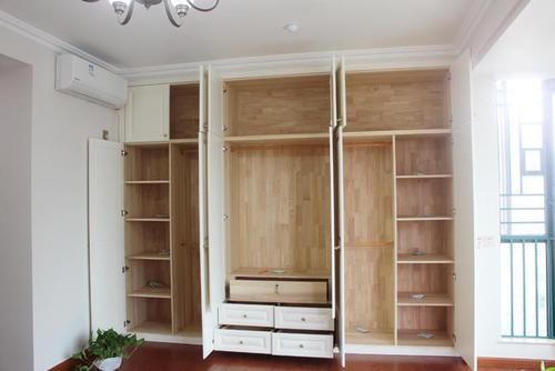 【广缘家具】莱山榻榻米 烟台板式家具 烟台家具定制