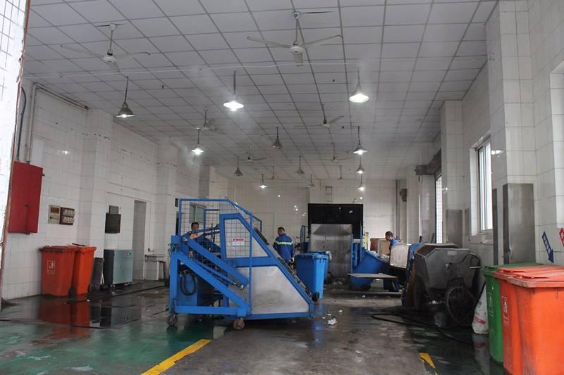 新乡印染厂降温-纺织厂、毛纺厂、 印染车间降温方案