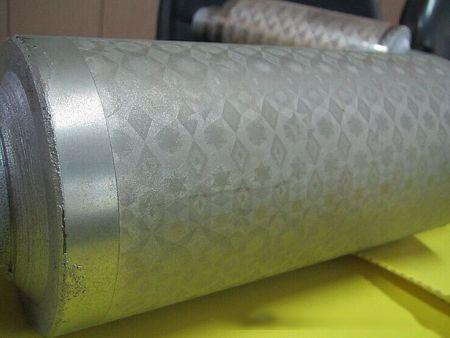 實用的無紡布淋膜壓紋輥_劃算的UV精細紋理轉移輥在哪可以買到