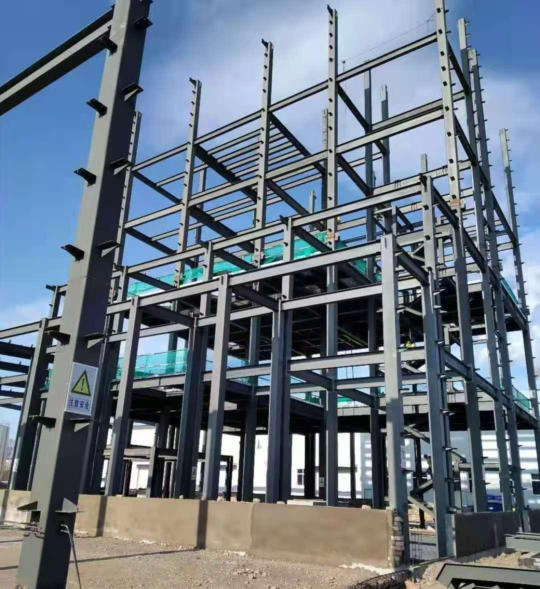 银川钢结构-要买合格的宁夏钢结构就来东鼎钢结构