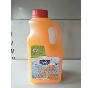 可口的清爽,就喝【兴客宝】饮料,果汁、可乐/沙冰粉任您挑选!