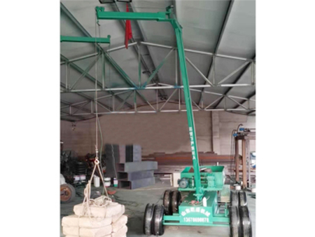 吉林水泥砖电动抱砖机生产厂家