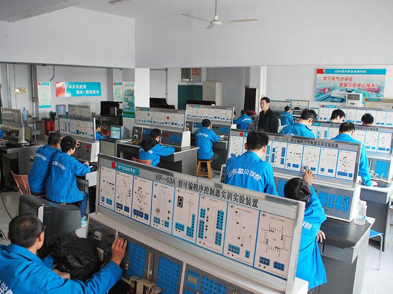青岛PLC电气自动化培训班