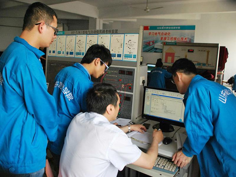 东营机电自动化培训机构