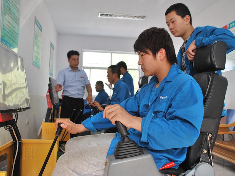 泰安小型液压挖掘机培训机构