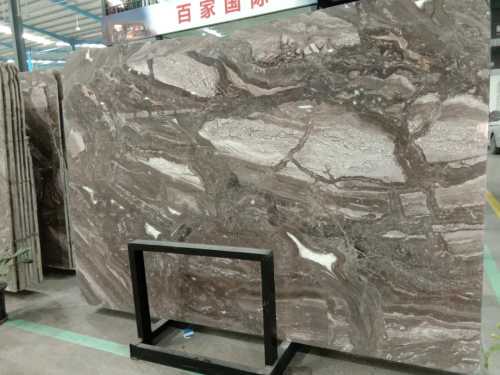 大理石背景墙